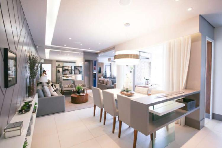 Apartamento com 2 quartos à venda, 60 m² por r$ 324.105
