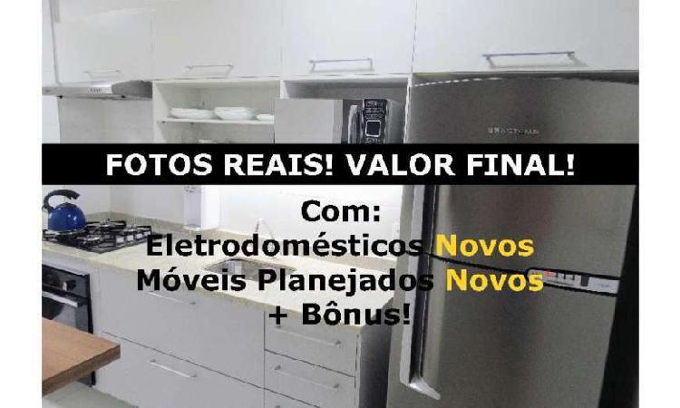 Apartamento com 2 quartos à venda, 63 m² por r$ 410.000