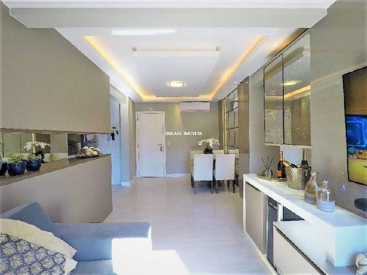 Apartamento com 2 quartos à venda, 72 m² por r$ 435.000