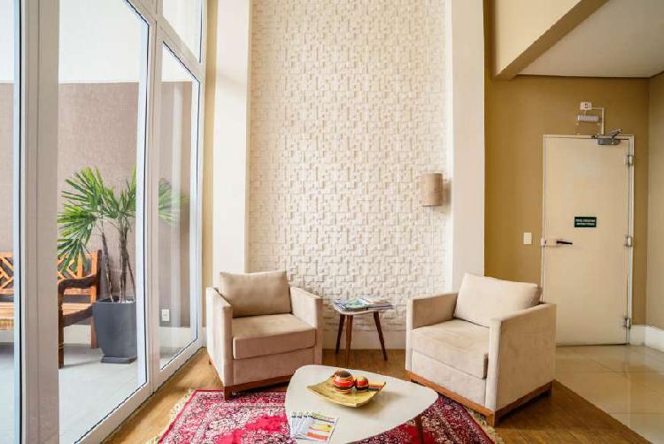 Apartamento com 2 quartos à venda, 72 m² por r$ 619.900