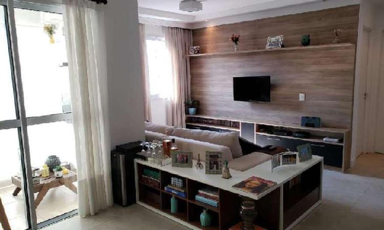 Apartamento com 2 quartos à venda, 73 m² por r$ 454.000