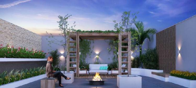 Apartamento com 2 quartos à venda, 83 m² por r$ 325.000