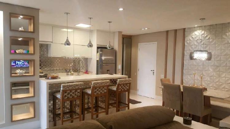 Apartamento com 2 quartos à venda, 83 m² por r$ 670.000
