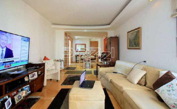 Apartamento com 3 quartos à venda, 115 m² por r$ 1.250.000