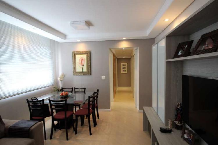 Apartamento com 3 quartos à venda, 75 m² por r$ 410.000