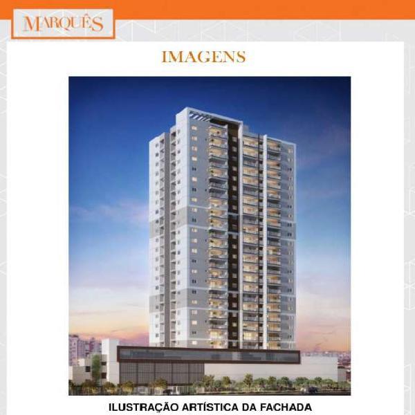 Apartamento com 3 quartos à venda, 76 m² por r$ 560.000