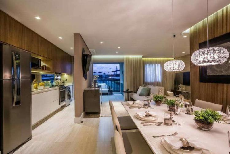 Apartamento com 3 quartos à venda, 81 m² por r$ 503.900