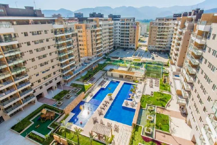 Apartamento com 3 quartos à venda, 88 m² por r$ 458.500