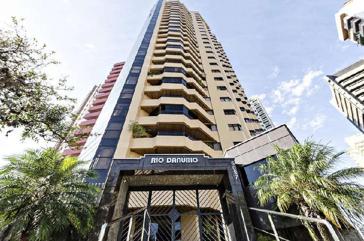 Apartamento com 4 quartos à venda, 302 m² por r$ 3.000.000