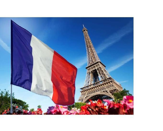 Aulas particulares de francês online em são paulo