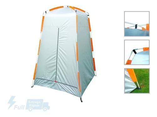 Banheiro trocador de roupa camping barraca pampa ntk