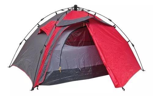 Barraca acampamento camping automática spider 3 pessoas mor