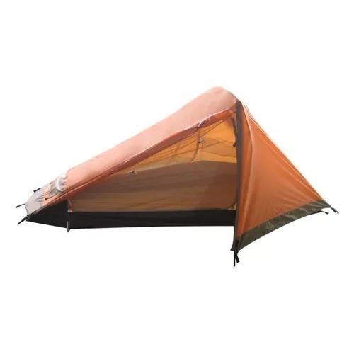 Barraca camping everest 1p - guepardo + nf + garantia