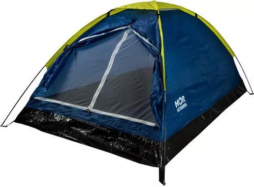 Barraca camping iglu 2 pessoas mor acampamento top promoç