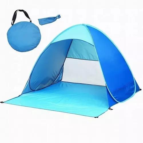 Barraca camping tenda iglu 2-4 pessoas acampamento praia