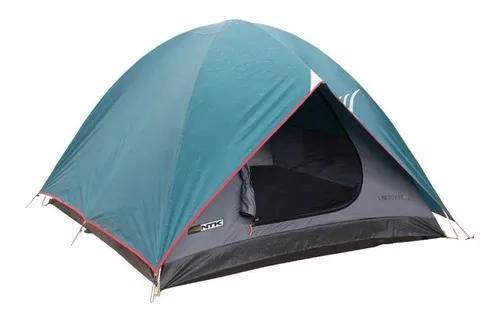 Barraca nautika cherokee gt 3/4 pessoas iglu camping acampam