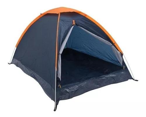 Barraca p camping férias 2 pessoas panda iglu - nautika