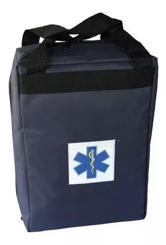 Bolsa 192 bombeiro civil resgate socorrista samu aph mochila