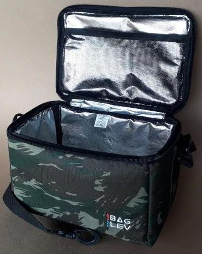 Bolsa térmica marmita-fitness- original bag lev