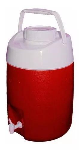 Botijão garrafão térmico 12 litros cantil com torneira