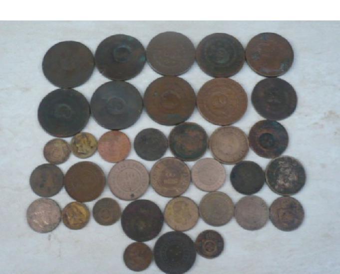 Compro moedas de cobre e bronze pago r$200,00 o quilo-sp