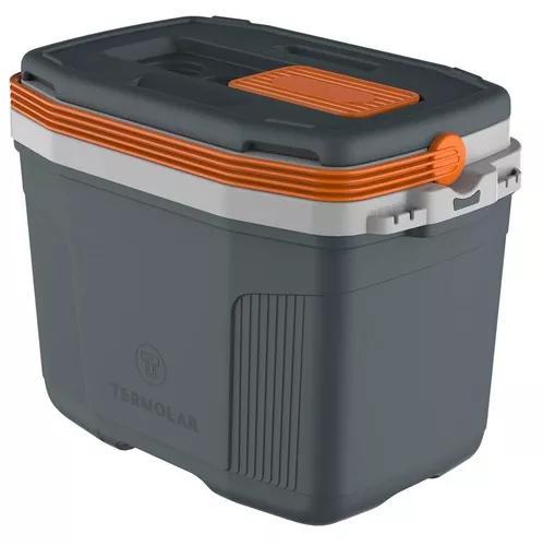 Caixa térmica cooler 32 litros termolar original com nfe
