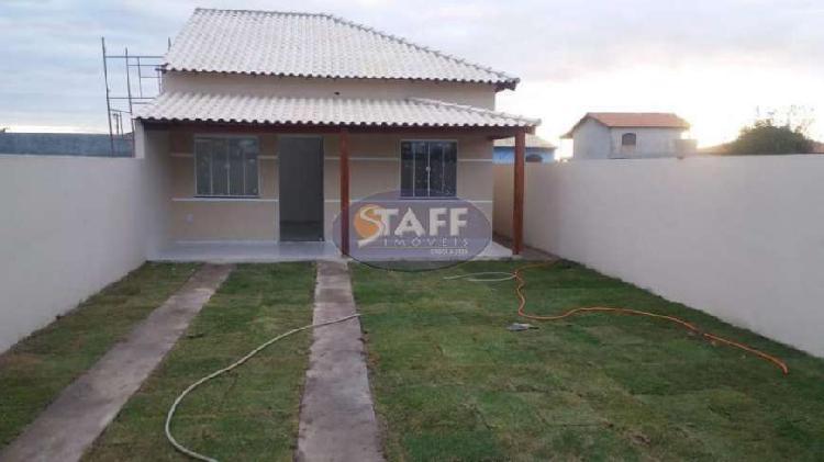 Casa com 2 quartos à venda, 80 m² por r$ 95.000 cod.