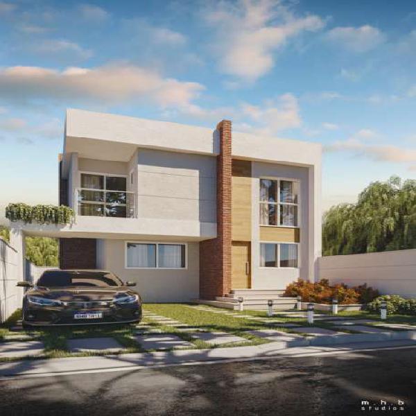 Casa com 3 quartos à venda, 114 m² por r$ 785.000 cod.