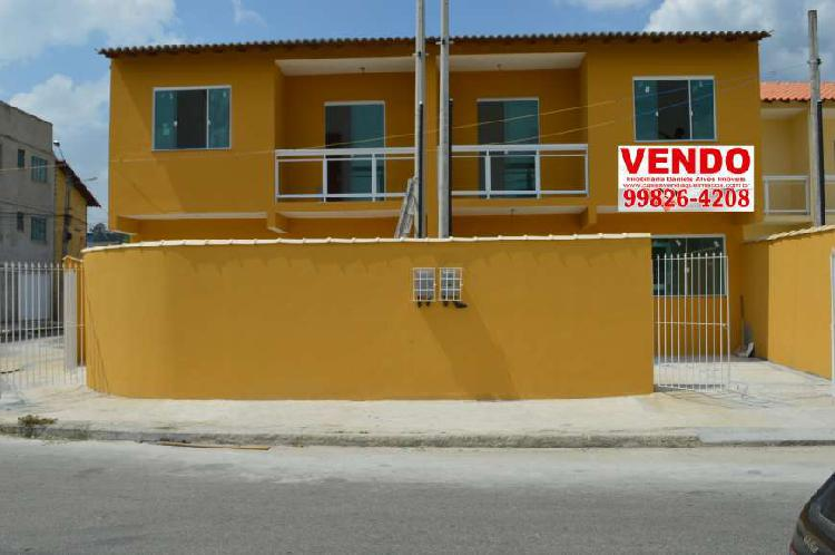 Casa com 3 quartos à venda, 65 m² por r$ 180.000 cod.