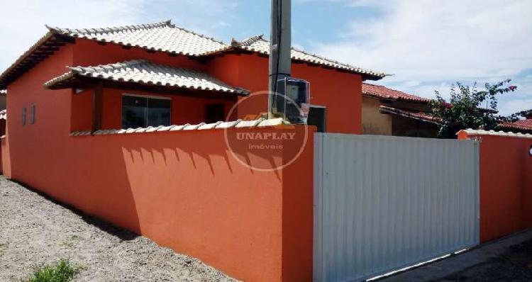 Casa com 3 quartos à venda, 75 m² por r$ 169.900 cod. 304