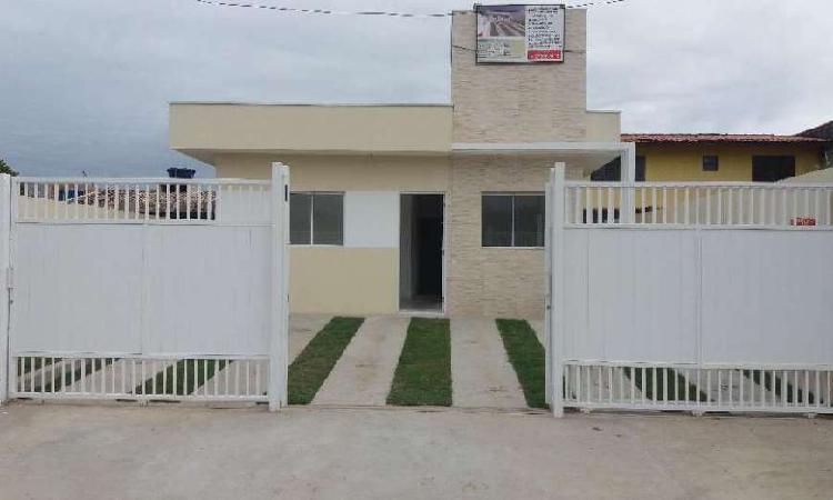 Casa com 3 quartos à venda, 78 m² por r$ 274.999 cod.