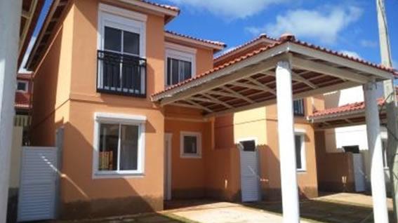 Casa de condomínio com 3 quartos à venda, 92 m² por r$