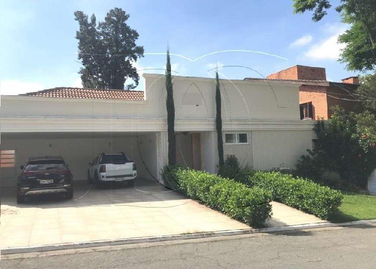 Casa de condomínio com 4 quartos à venda, 307 m² por r$