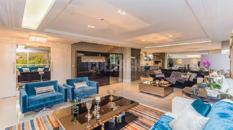 Cobertura com 3 quartos à venda, 250 m² por r$ 3.499.000