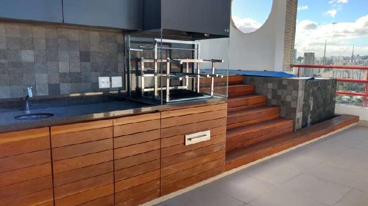 Cobertura com 3 quartos à venda, 265 m² por r$ 5.500.000
