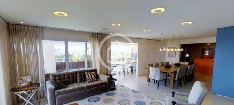 Cobertura com 4 quartos à venda, 311 m² por r$ 5.500.000