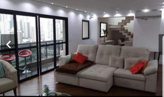 Cobertura com 5 quartos à venda, 277 m² por r$ 998.000