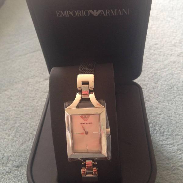 Emporio armani - relógio maravilhoso