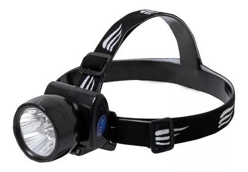 Lanterna cabeça recarregavel led tatica testa nautika fenix
