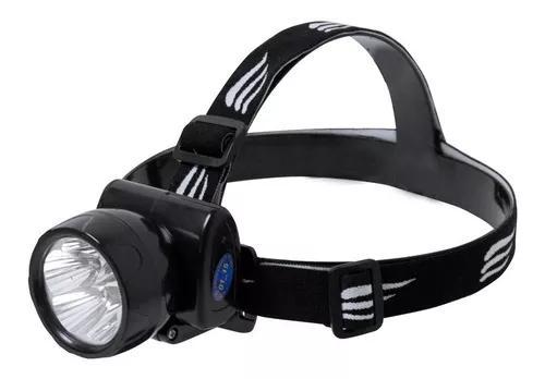 Lanterna de cabeça recarregável capacete fenix nautika