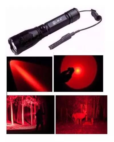 Lanterna led vermelho acionamento r