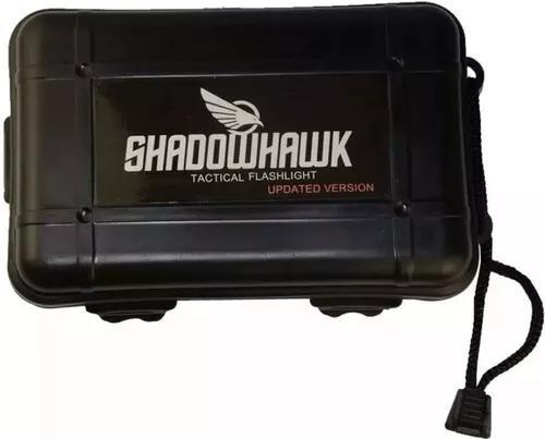 Lanterna x original tática shadowhawk c/ bateria extra!