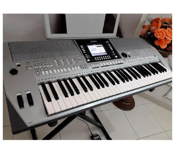 Lindo teclado yamaha psr s910 psrs910 novo ocasião