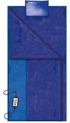 Manta Saco Dormir 200 X 165cm Infravermelho Smart Estética