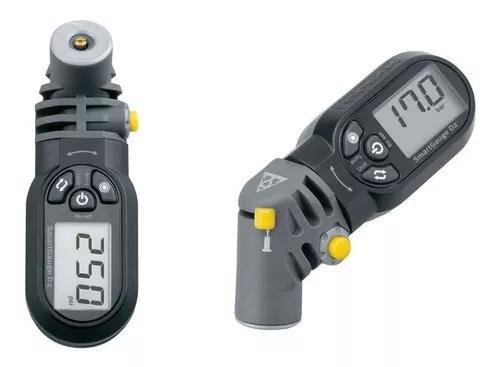 Medidor de pressão digital topeak smartgauge d2 digital