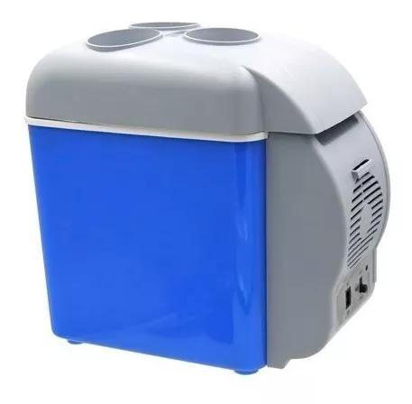 Mini geladeira cooler veicular 2