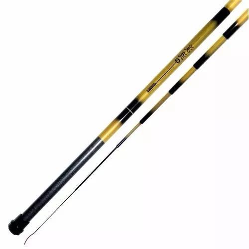 Vara telescópica bamboo 3,60 mt marine sports