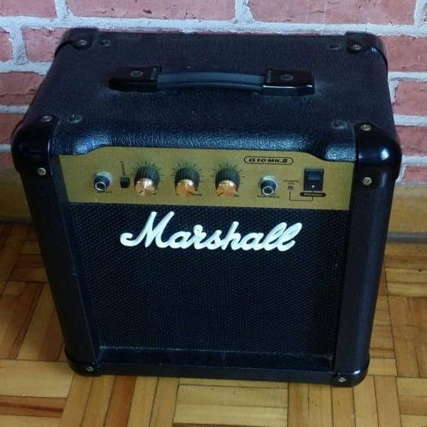 Amplificador marshall g 10mk ii