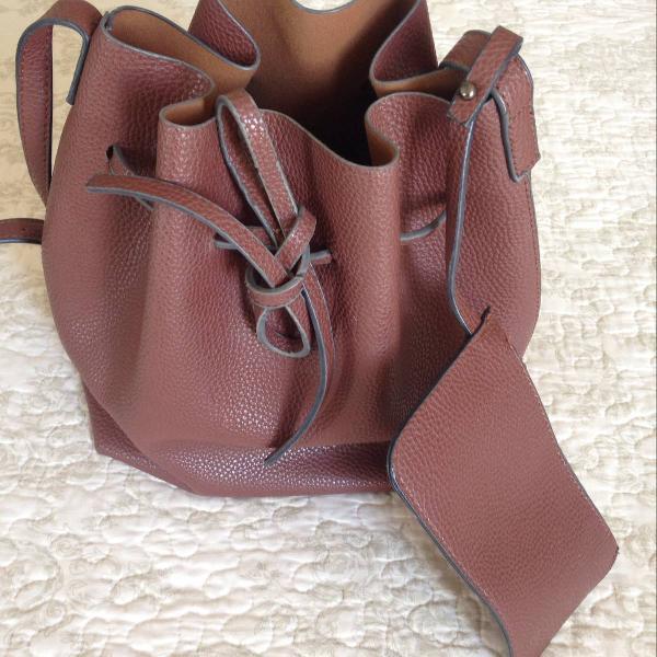 Bolsa saco da birô