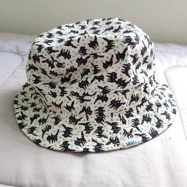 Bucket hat (chapéu de peskador) vans original dupla face